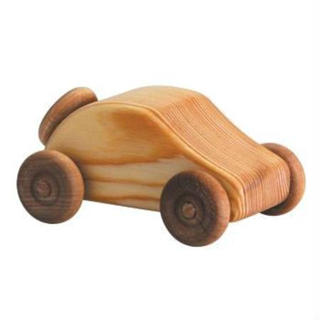 Debresk wooden toy - small personal car