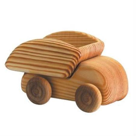 Debresk wooden toy - small tip truck
