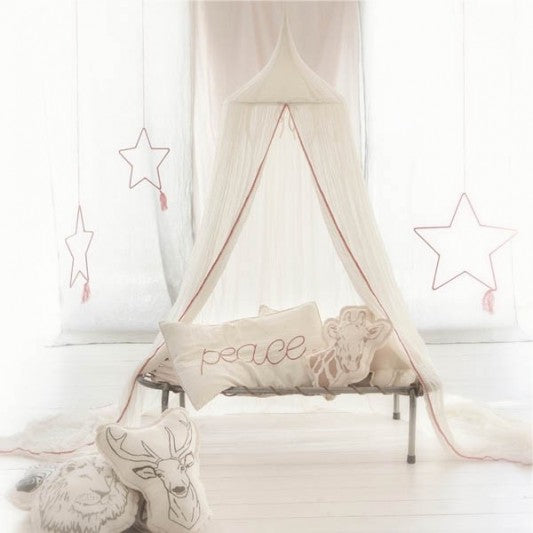 Numero Stars Mobile 3 Pcs - Dusty Pink