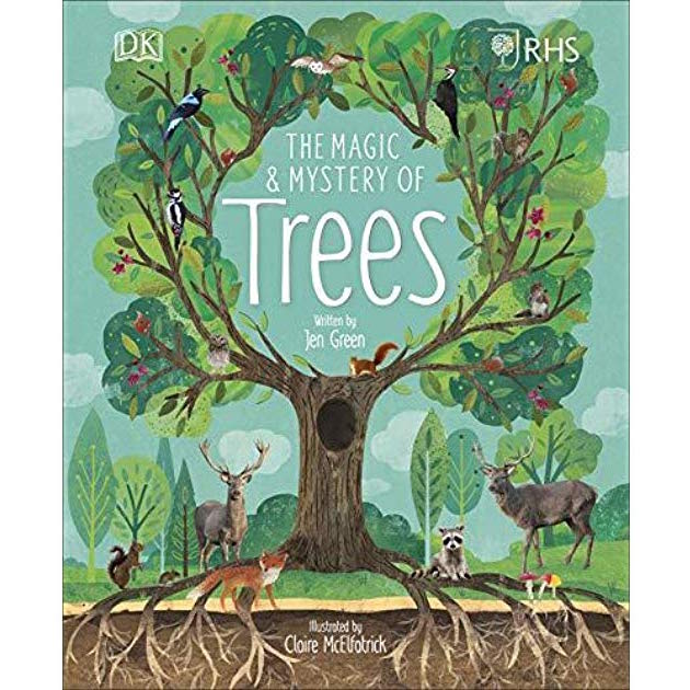 The Magic and Mystery of Trees book
