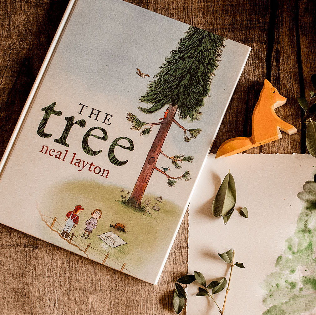 The Tree - children's book by Neal Layton