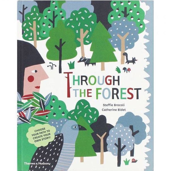 Through The Forest children's book