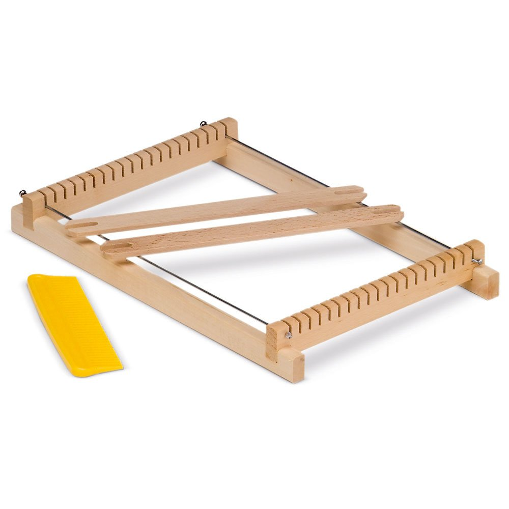 Gluckskafer wooden weaving frame/loom - small