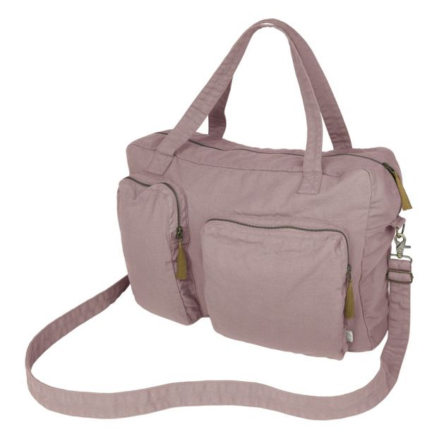 Numero 74 Weekend Multi Bag - Dusty Pink