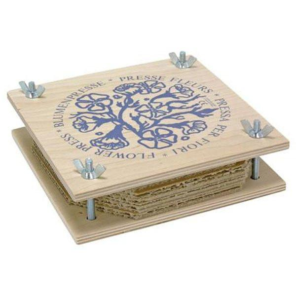 Wooden Flower Press - Small