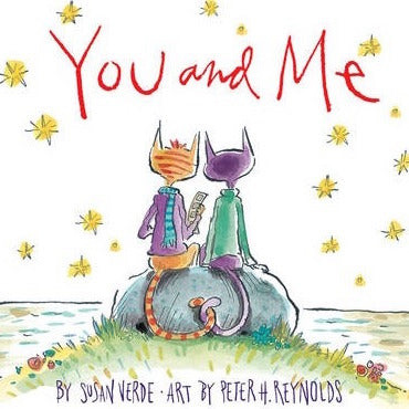 You and Me - book by Susan Verde