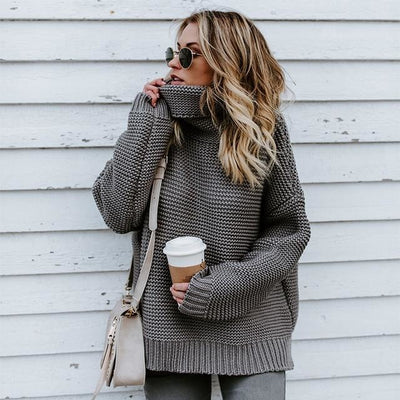 Acadia Casual Sweater - At Boujee's