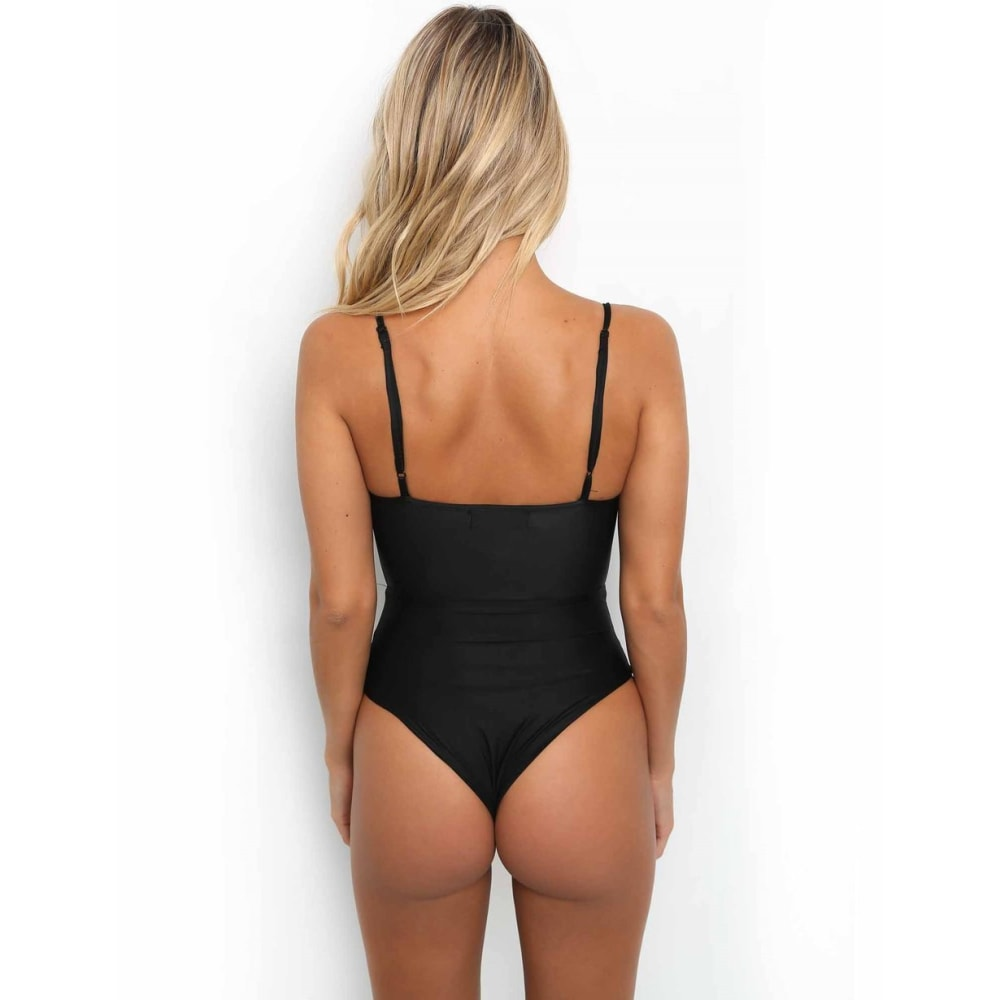 Amanda Floral One Piece - At Boujee's