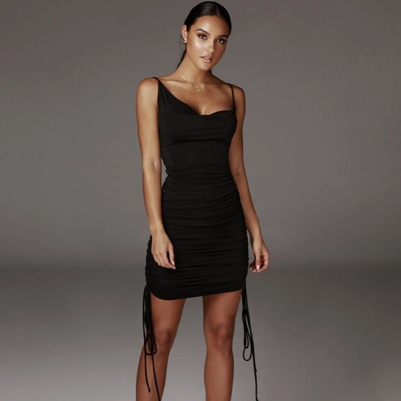 Anatola Sleeveless Dress - At Boujee's