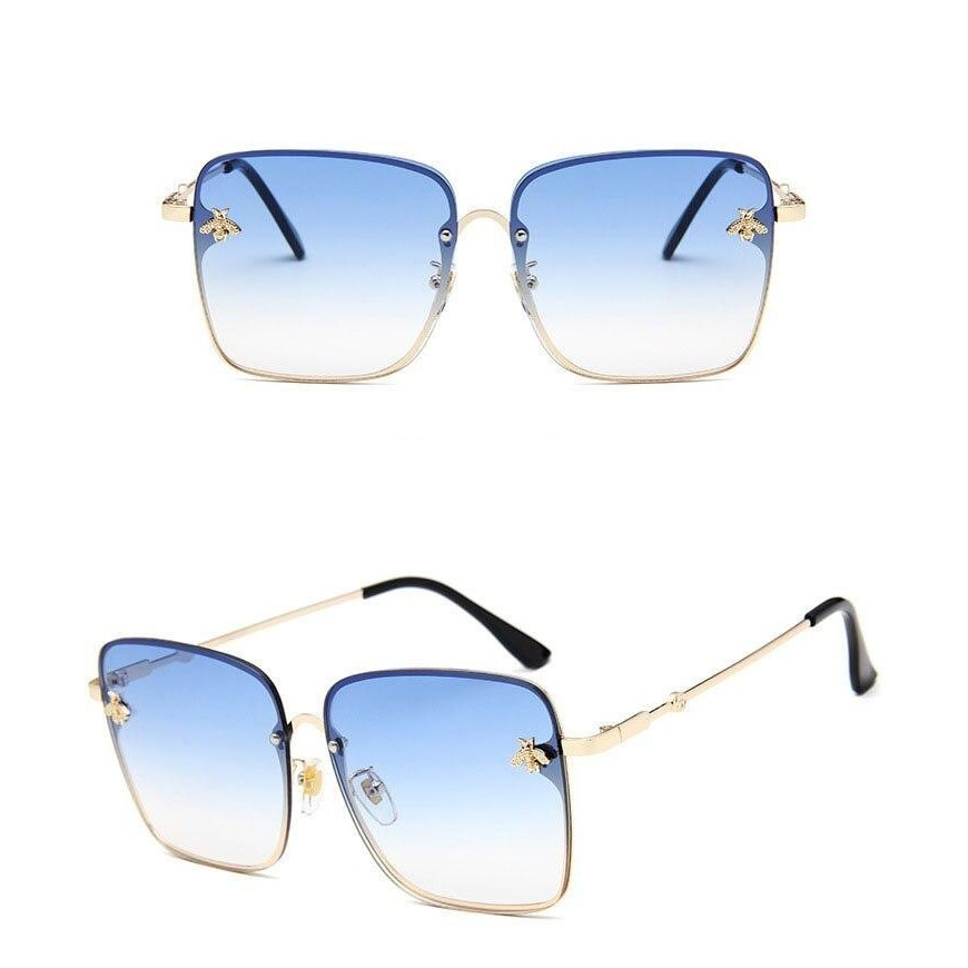 Bee Oversized Sunglasses
