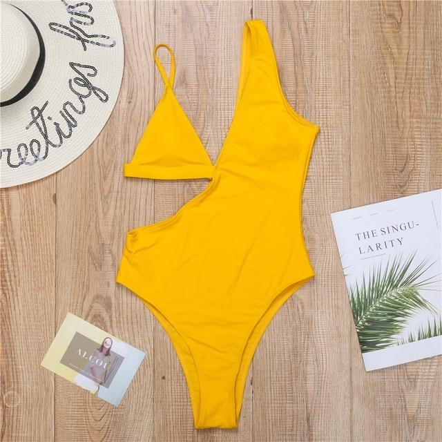 Candy One Piece - yellow / M