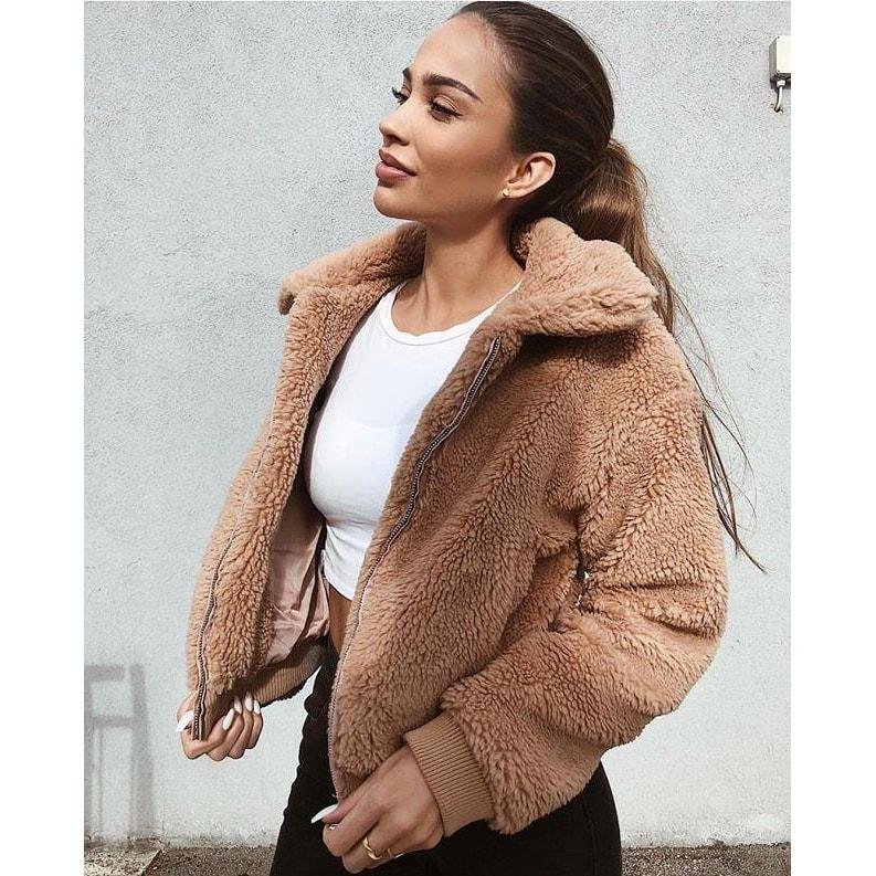 Chloe Fur Coat - At Boujee's