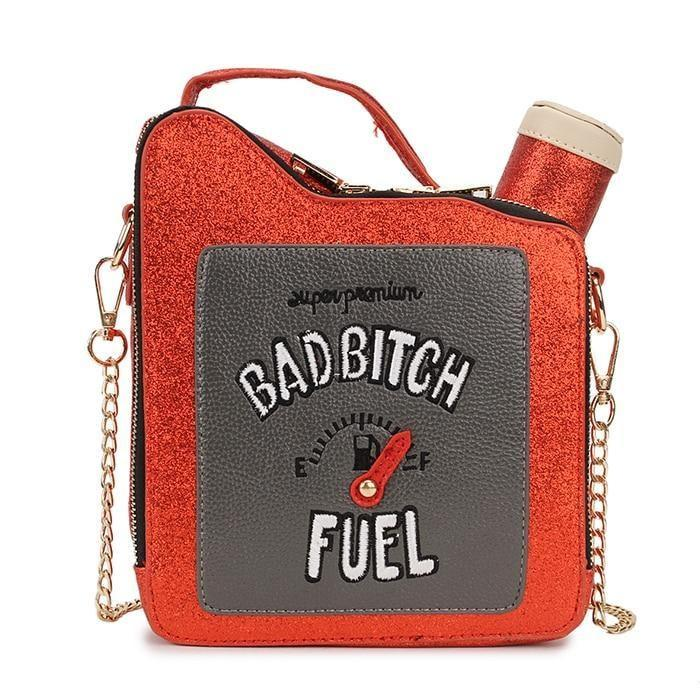 Gasoline Bottle Bag - At Boujee's