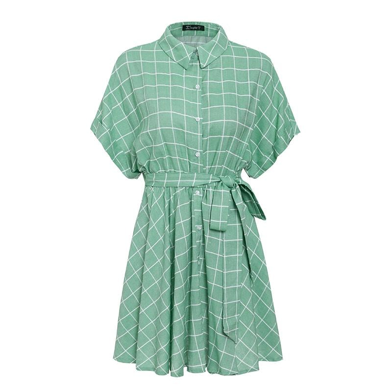 Ives Shirt Dress - At Boujee's