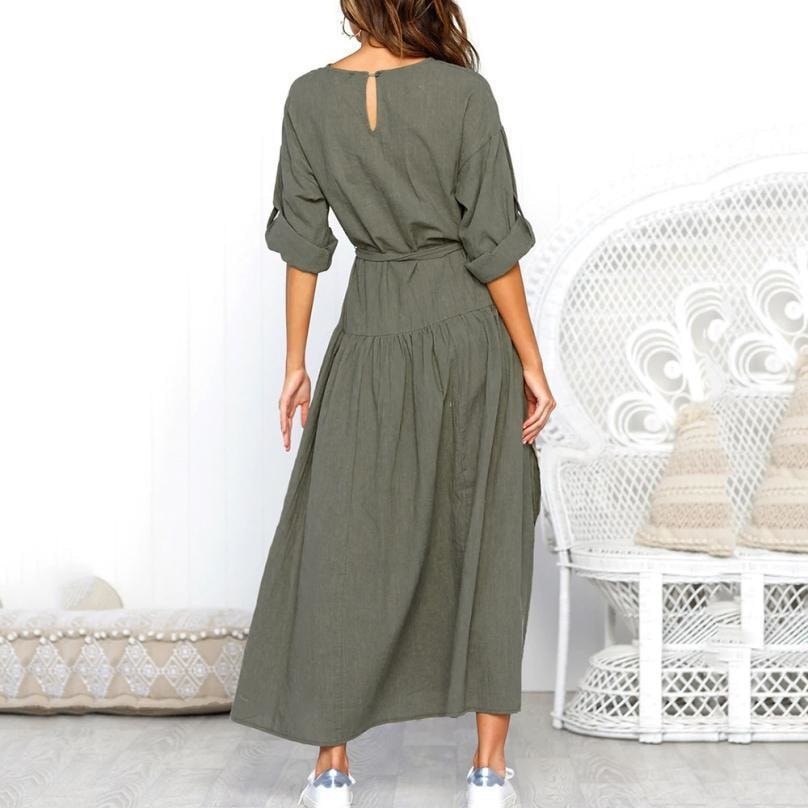Janny Maxi Dress - At Boujee's