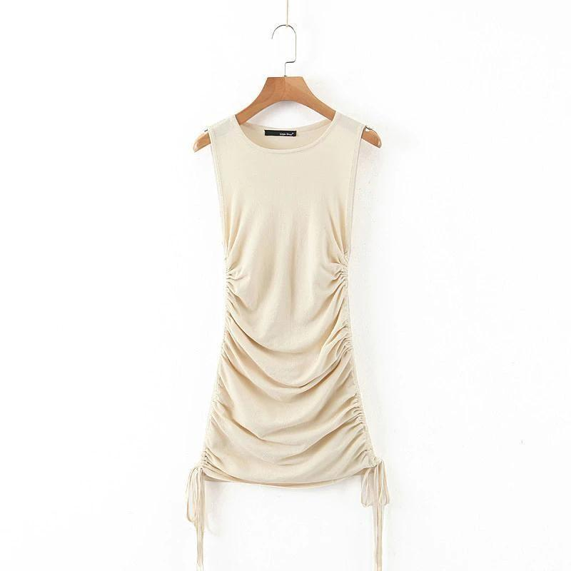 Jordin Ruched Dress - At Boujee's