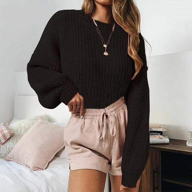 Layla Casual Sweater - At Boujee's