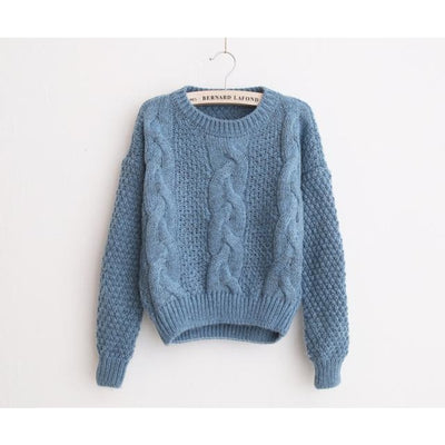 Lillian Casual Sweater - At Boujee's
