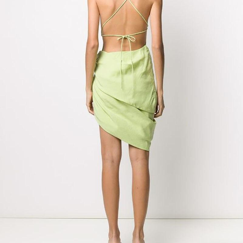 Lime Dress - At Boujee's