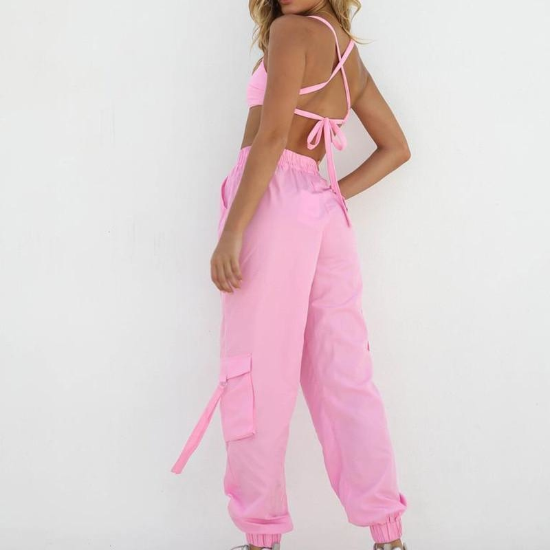 Renée Sexy Streetwear Set - At Boujee's