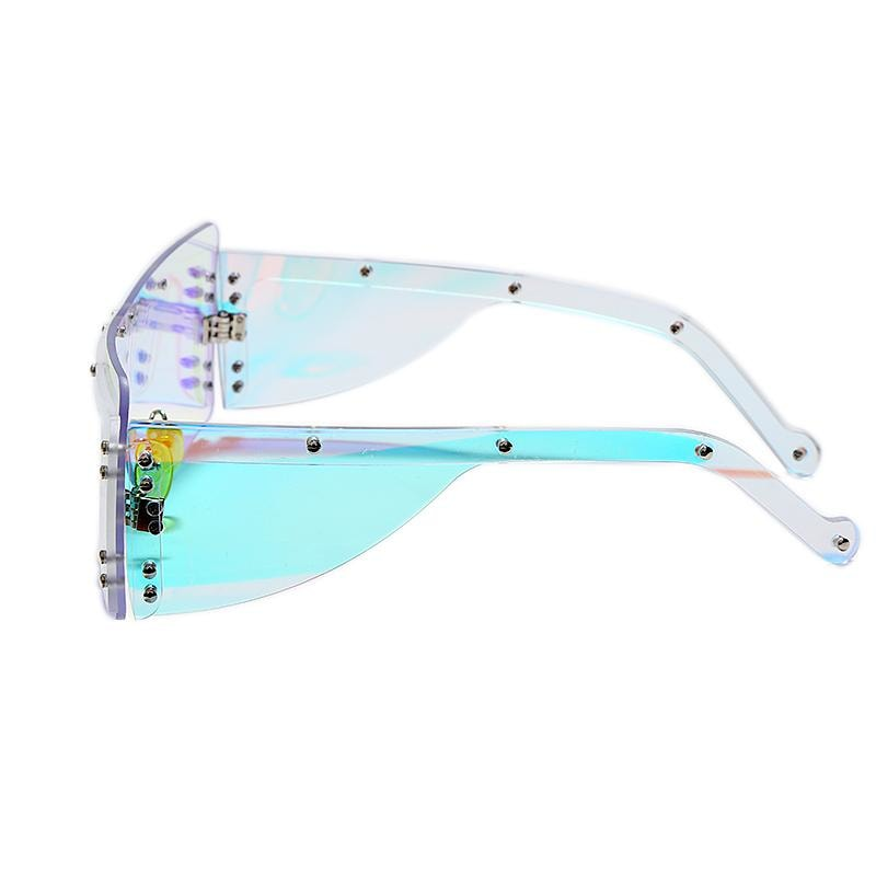 Eimless Square Sunglasses