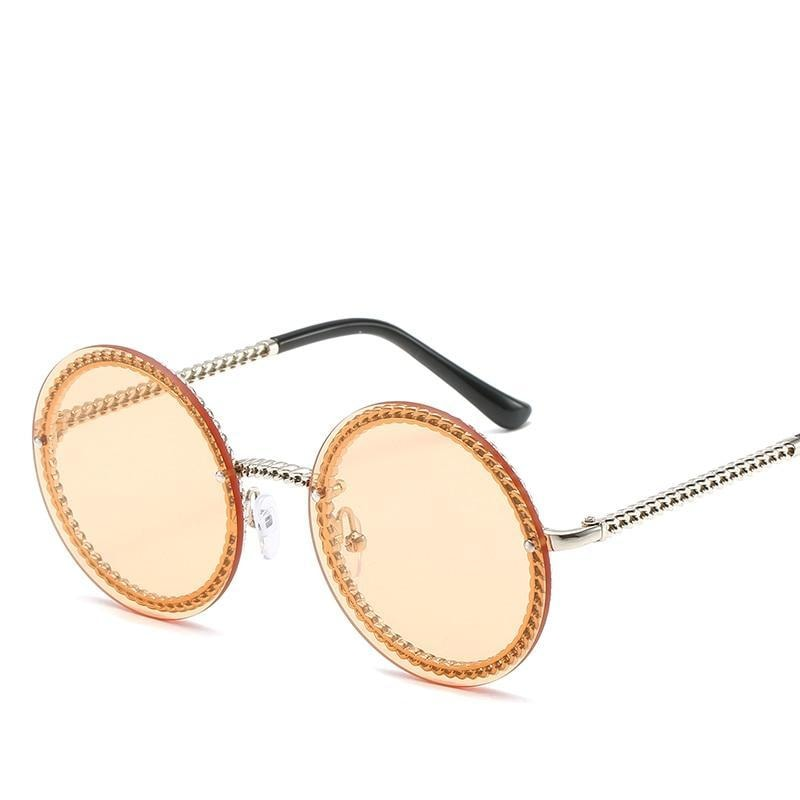 Rimless Sunglasses - At Boujee's