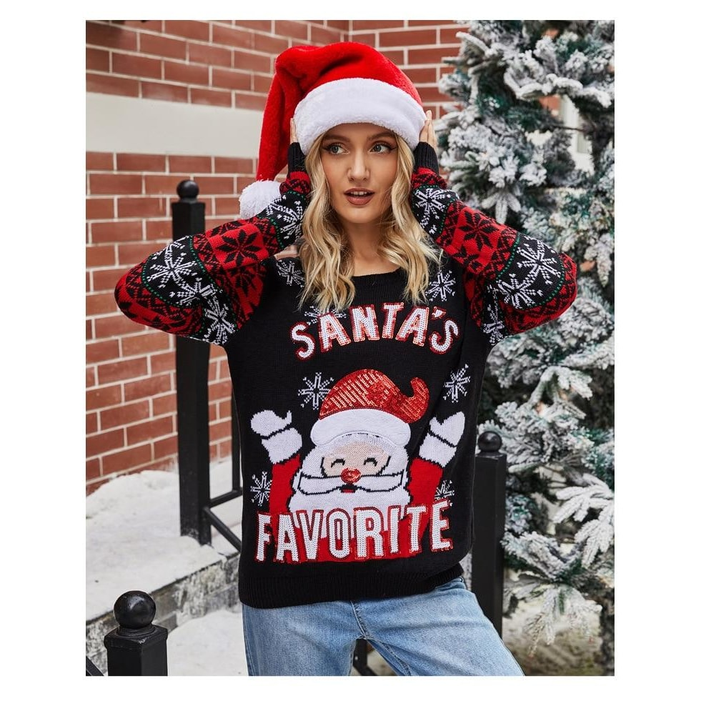 Santa's Favorite Jumper