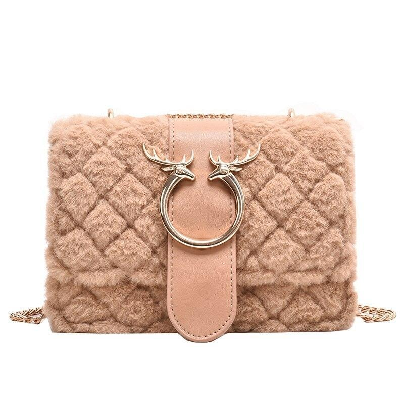 Softy Square Bag - At Boujee's