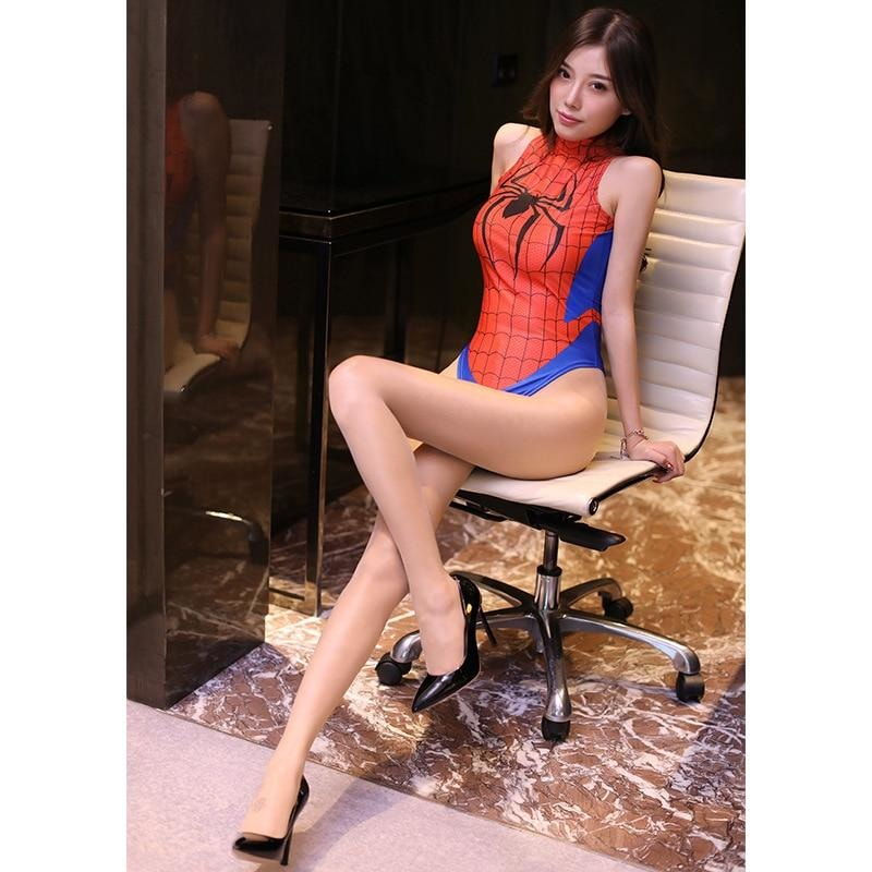 Superwoman Bodysuit
