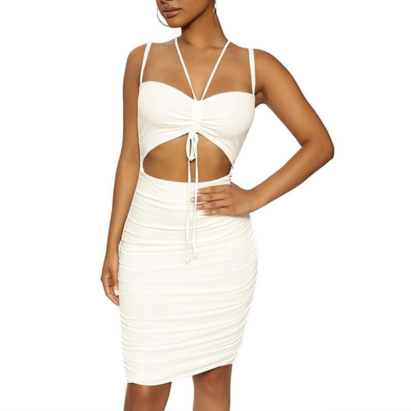 Tory Bodycon Party Dress - At Boujee's
