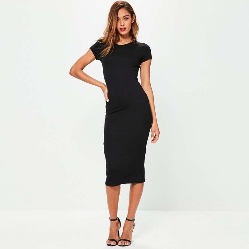 Wendy Bodycon Midi Dress