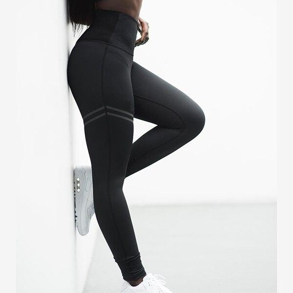 Winnie High Waist Legging - At Boujee's