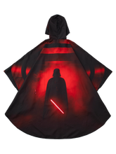 Load image into Gallery viewer, RED VADER PONCHO