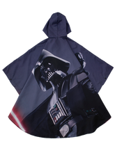 Load image into Gallery viewer, GREY VADER PONCHO