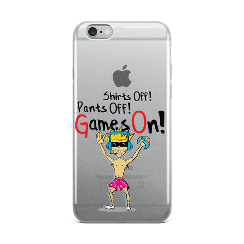 Games on iPhone Case