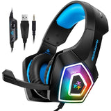Surround Sound Stereo Gaming Headset
