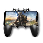 Mobile Turnover Button Gamepad