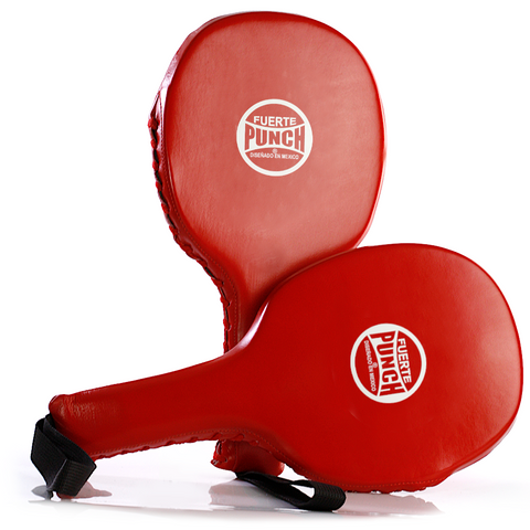 Punch Mexican Fuerte Boxing Paddles