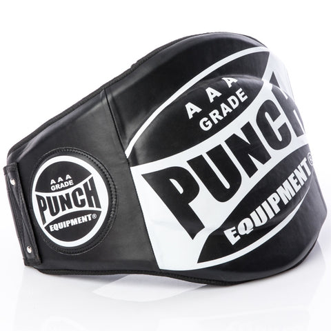 Punch Trophy Getters Belly Pad- Black