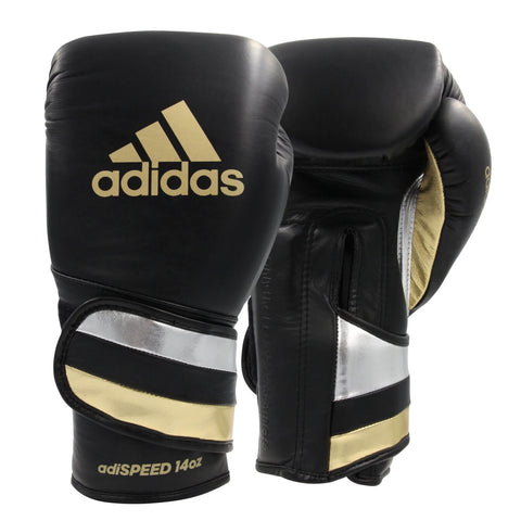 ADISPEED WITH STRAP – BLACK/GOLD