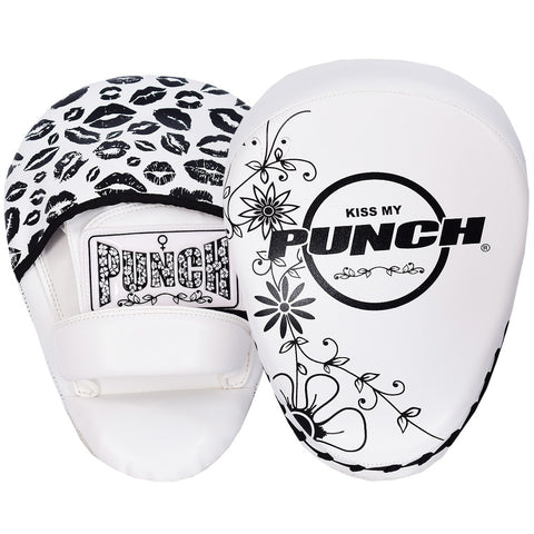 PUNCH WOMENS BOXING PADS LIPS