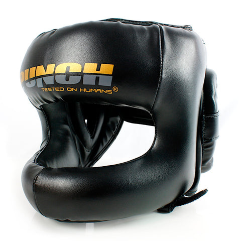 Punch Urban Nose/Jaw Face Protector Boxing Head Gear