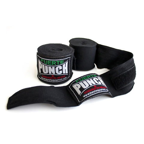 Punch Fuerte Hand Wraps