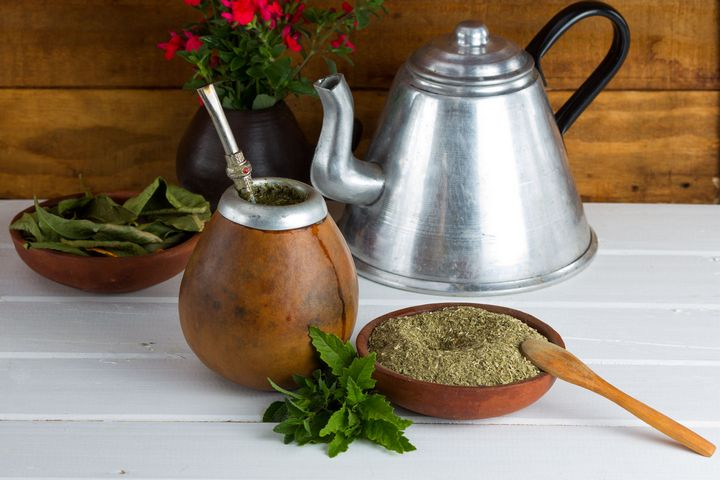 health benefits yerba mate