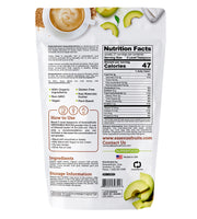 Vegan Mocha Latte Superfood - Clean Label Organic Ingredients, Energy Booster, Antioxidant, PreBiotic Fibers, Gluten Free, Dairy Free, Plant Based - Perfect for Shakes, Smoothies and Hot Lattes - EssenzeFruits Essenze Fruits Natural Superfood Organic Gluten Free Vegan super food