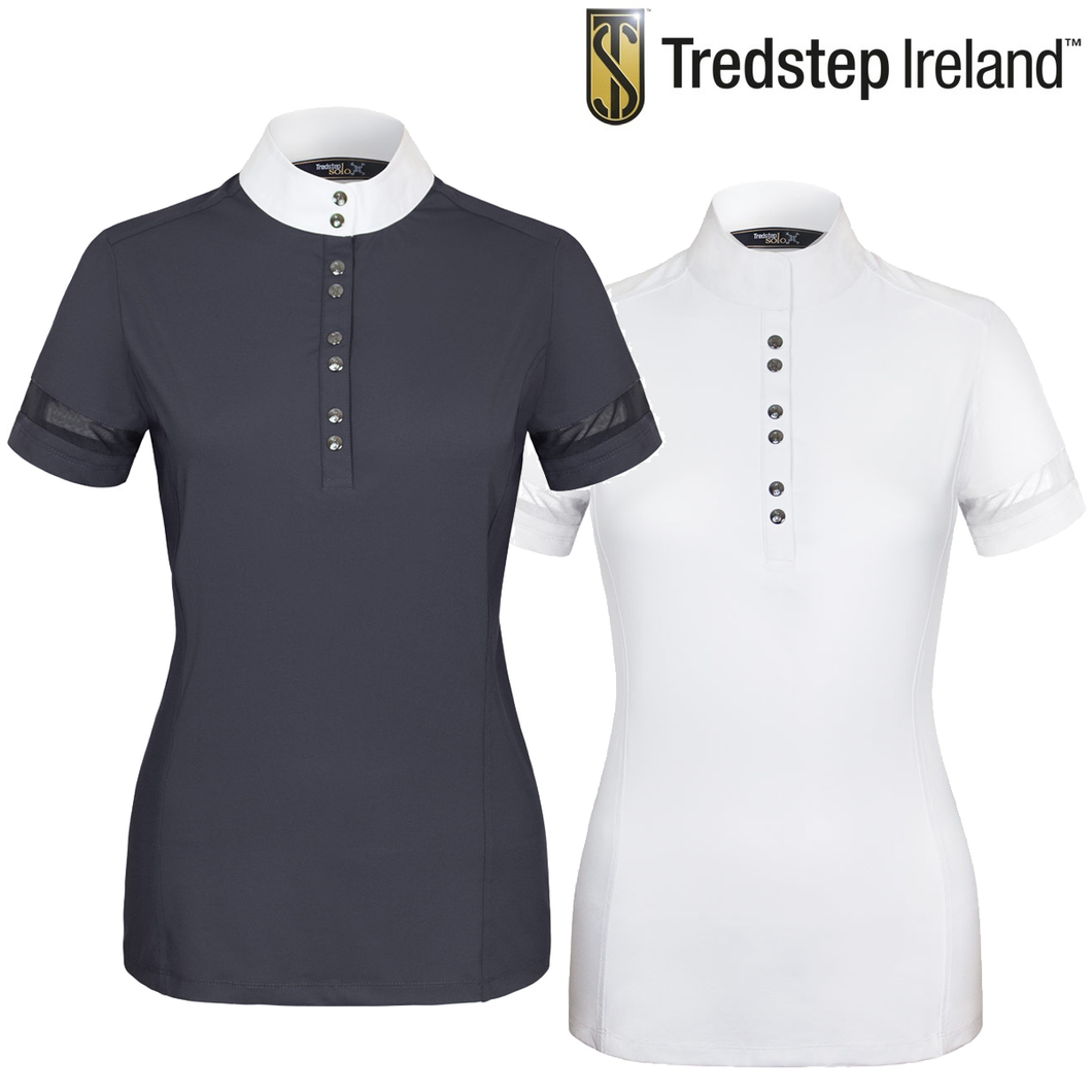 Tredstep Solo Short Sleeve Competition Shirt - Gilberts Australia