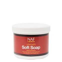 NAF Leather Soft Soap - Gilberts Australia