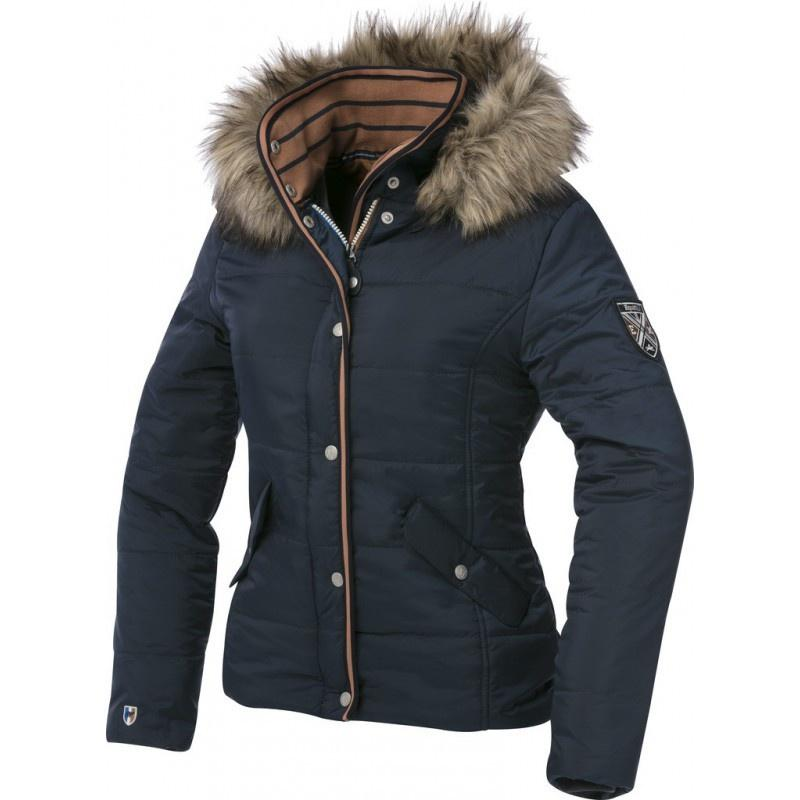 Equit'M Padded Jacket with hood - Gilberts Australia