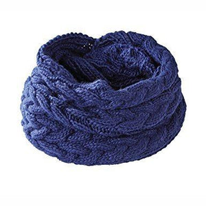 Caldene Navelli Womens Knitted Snood - one size - Gilberts Australia