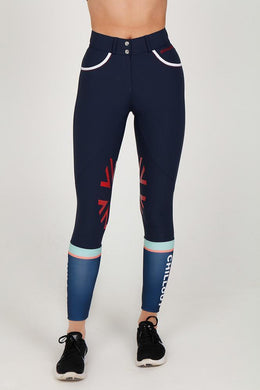 Chillout Union Jack Union Breech Aqua X - Gilberts Australia